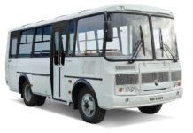 Автобусы ПАЗ в Горно-Алтайске