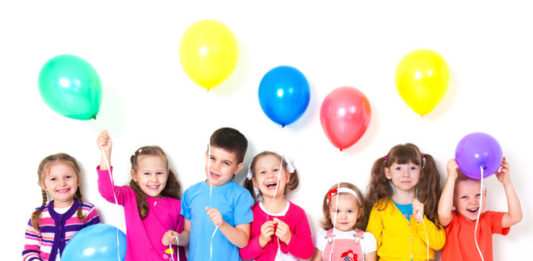 Детские утренники в Горно-Алтайске