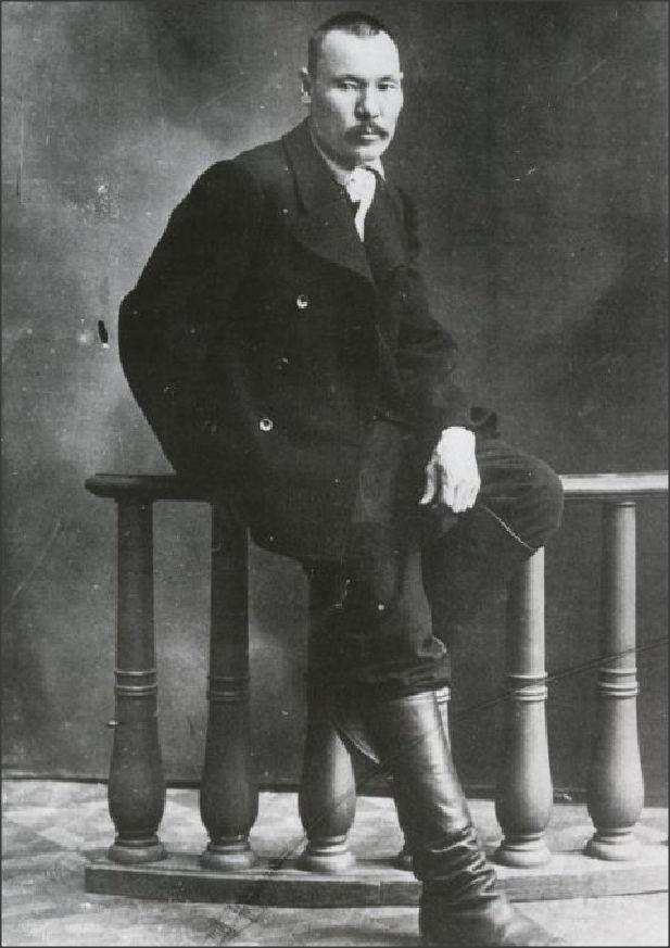 Григорий Чорос-Гуркин